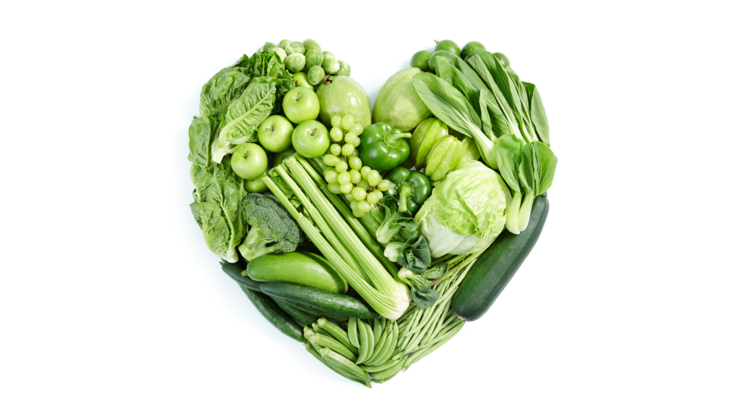 Healing the Heart with Green
