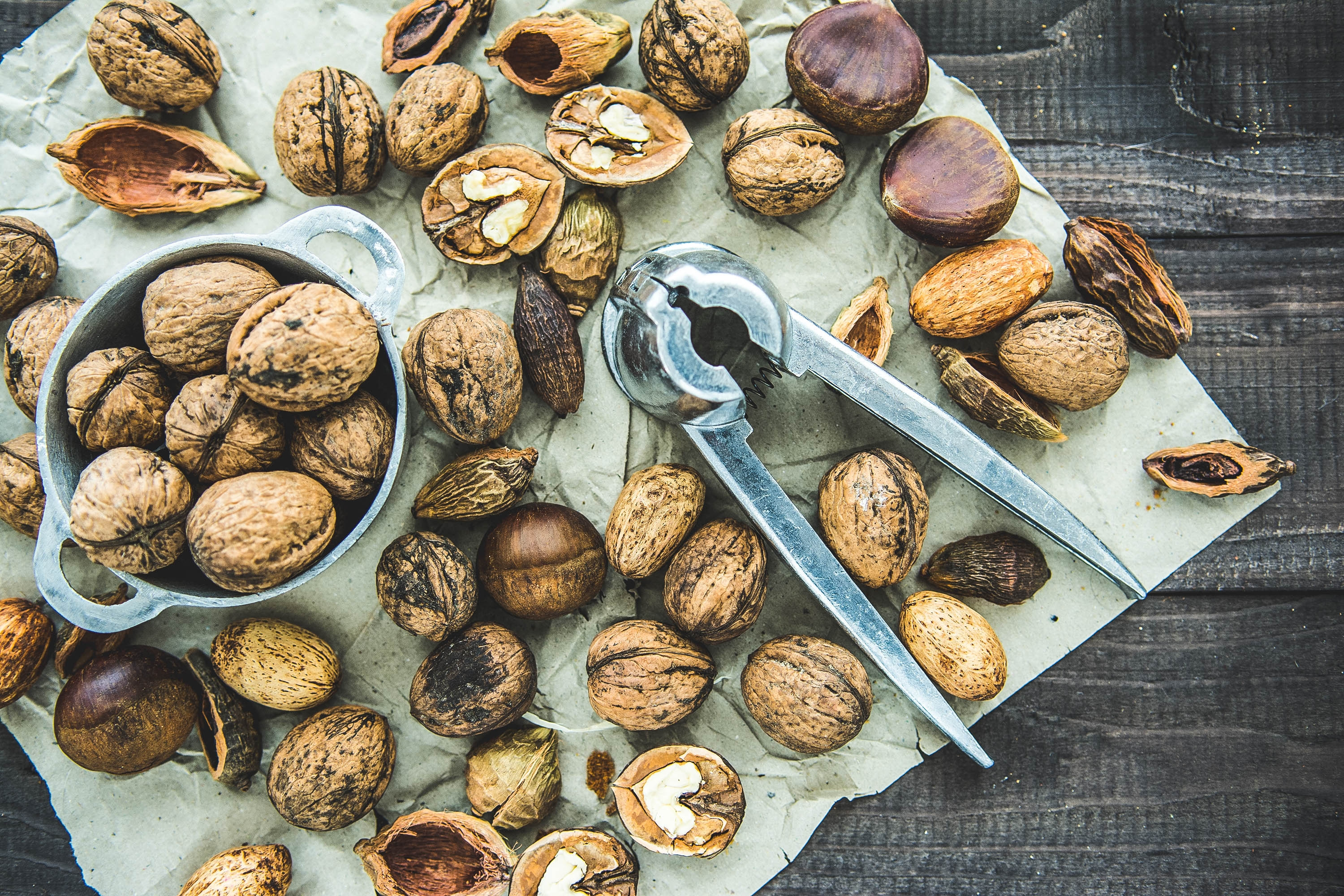 Get Nuts About Nuts | Deanna Minich