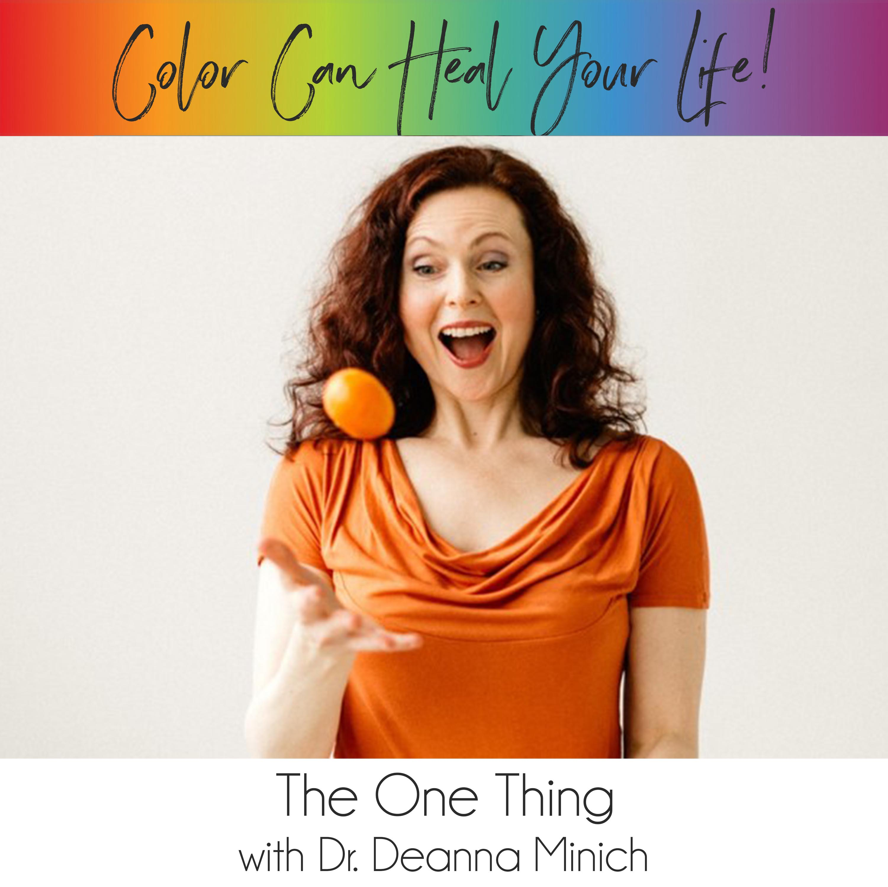 10: The ONE Thing