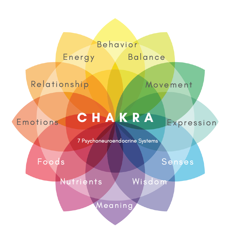 Chakra-Immersion for Deep Healing and Vibrant Health | Deanna Minich